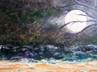 Lunar Emanation