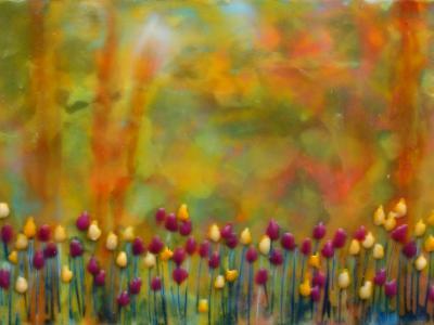 """Tulips 9"""" x 6"""""""