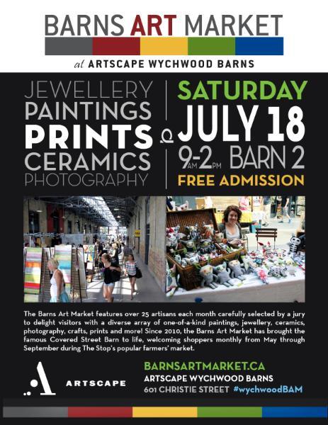 Wychwood Barns Art Market