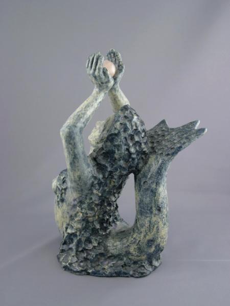 Mermaid - Back