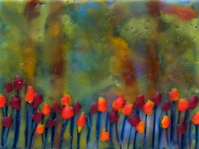 """Tulips 3"""" x 4"""""""